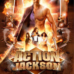 Theatrical Release Poster of Action Jackson