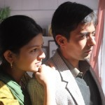 Rahul Bagga and Tara-Alisha Berry in a scene of film Mastram